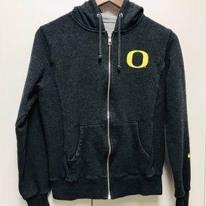 Nike Oregon Ducks men's sweatshirt gray size S